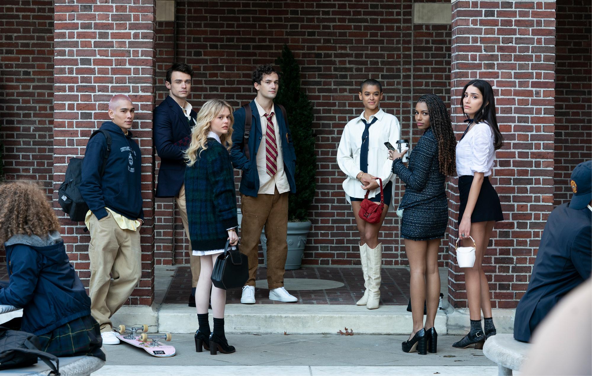 Gossip Girl 2021 reboot HBO Max millennial Gen Z