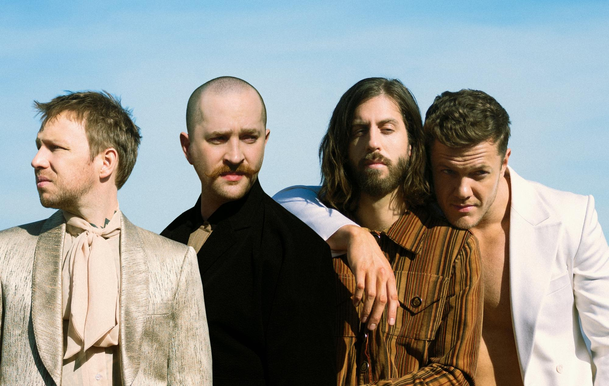 Imagine Dragons – 'Mercury – Act 1' album review: weightier subject matter  and messy genre-hops