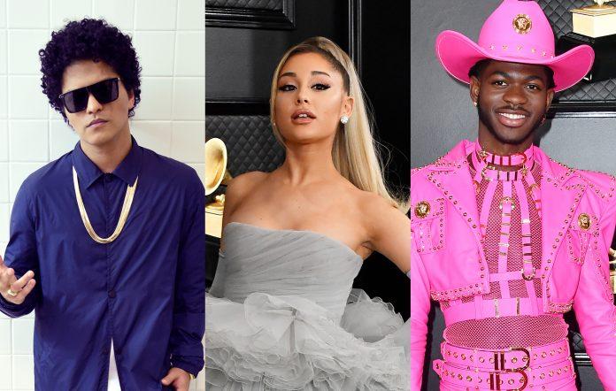 Indonesia radio ban Bruno Mars Ariana Grande Lil Nas X