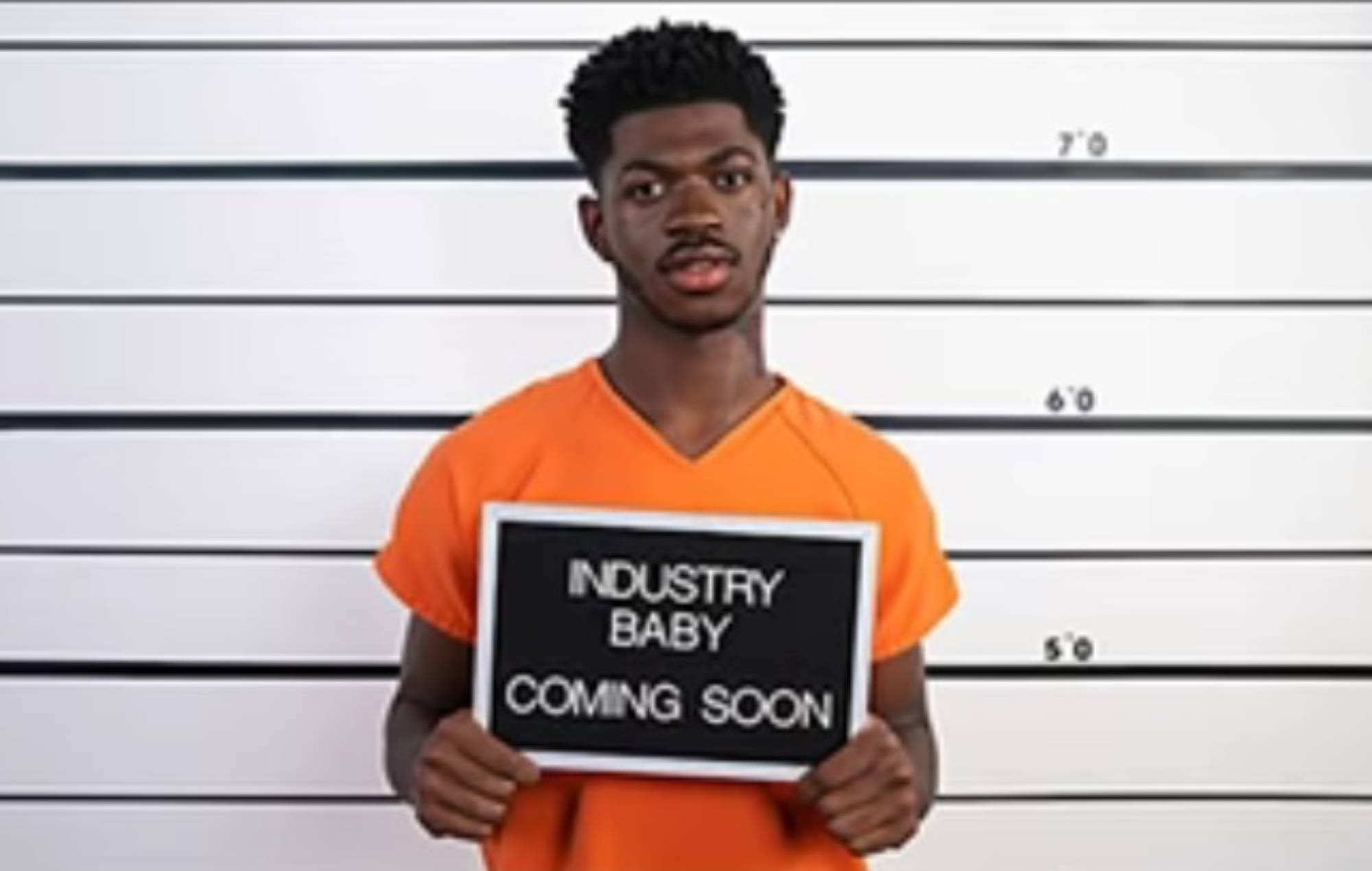 Lil Nas X teases Kanye West-produced single 'Industry Baby' with Nike court trial skit