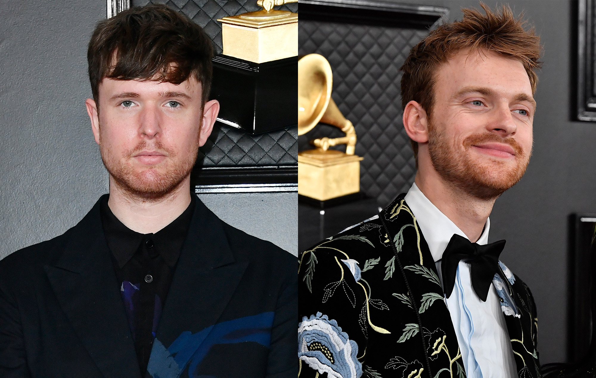 James Blake Finneas announce collaboration 'Say What You Will'