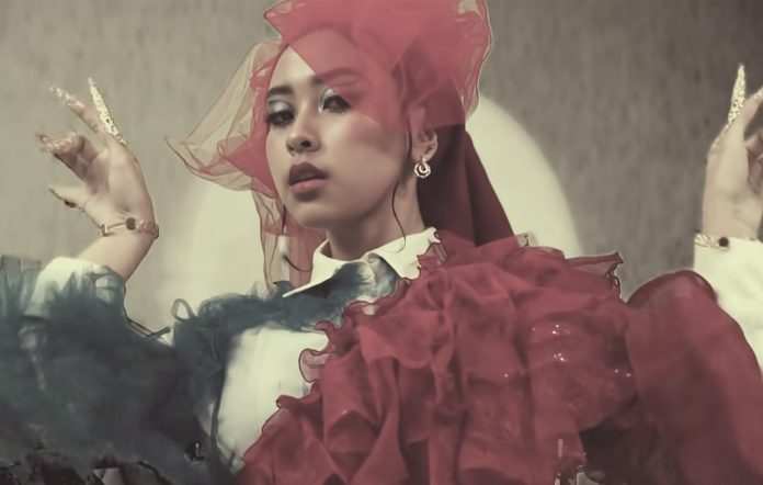 Jinan Laetitia 'Forgive' music video