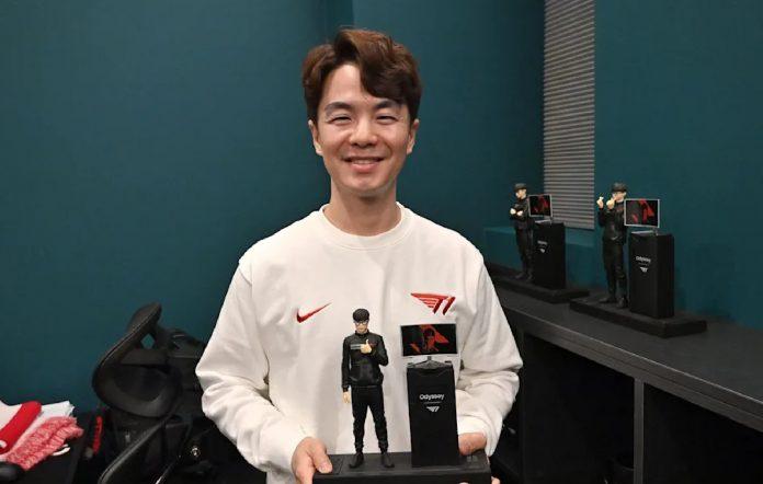 John Kim, COO of T1
