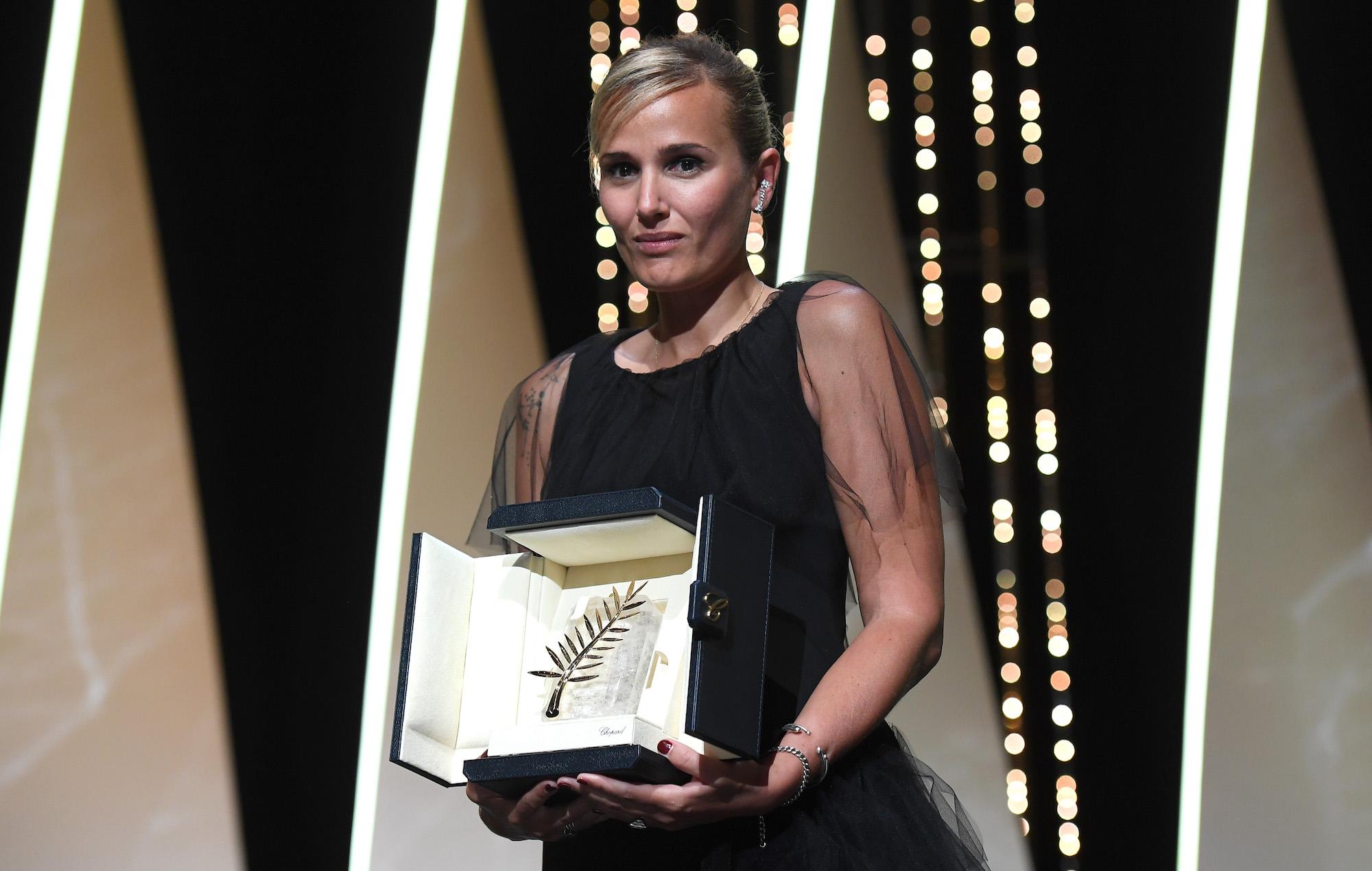 Julia Ducournau Cannes