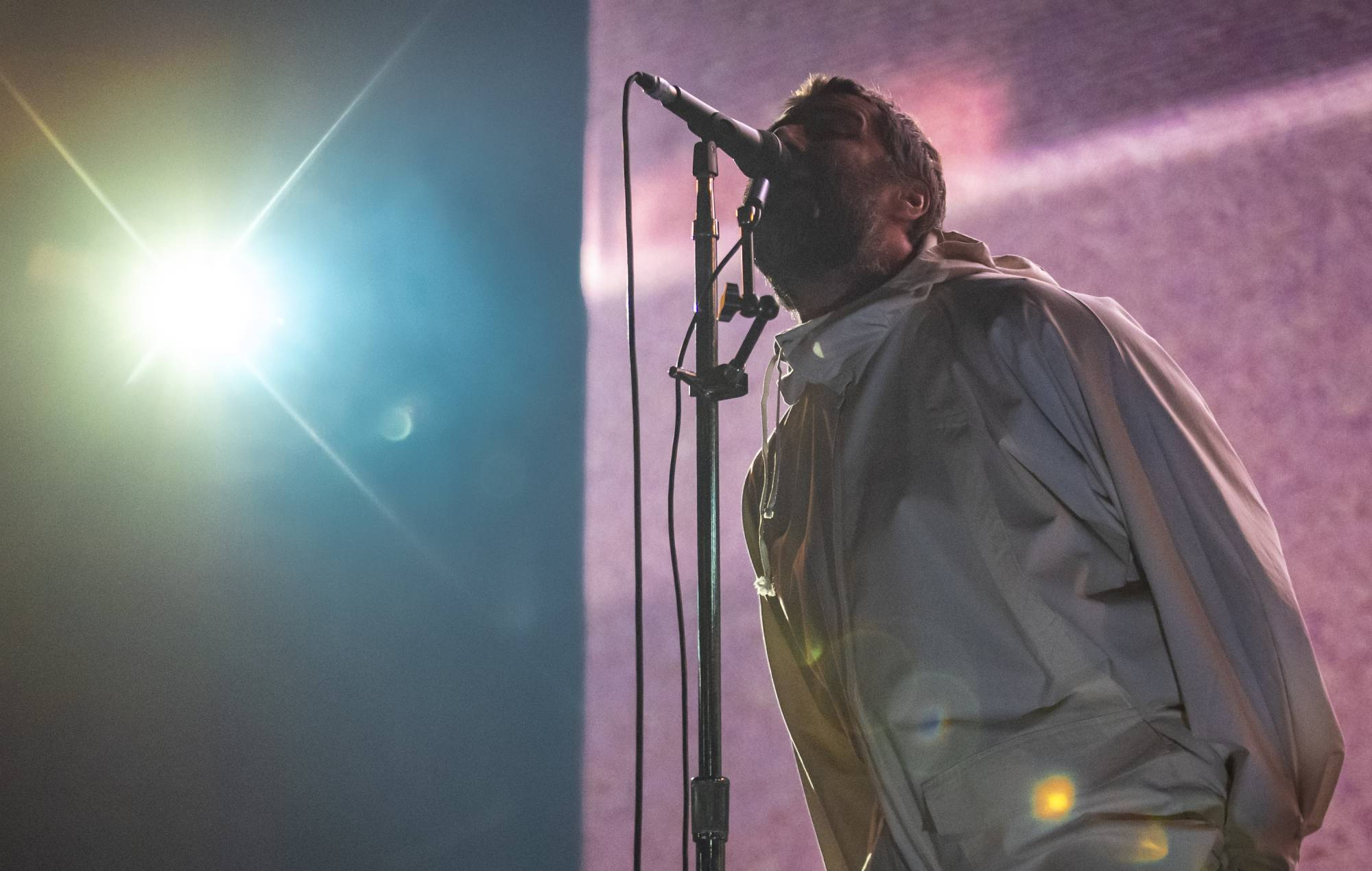 Liam Gallagher reschedules his free gig for NHS workers to August