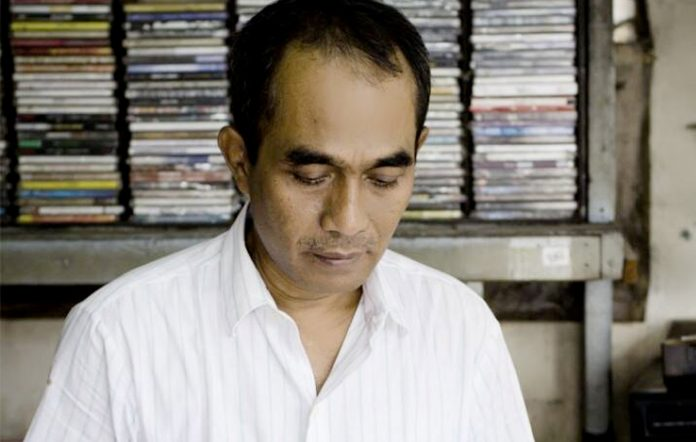 Lian Nasution record seller owner of Lian Records in Jakarta Indonesia has died