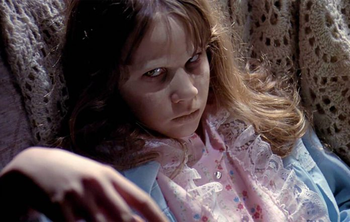Linda Blair Exorcist
