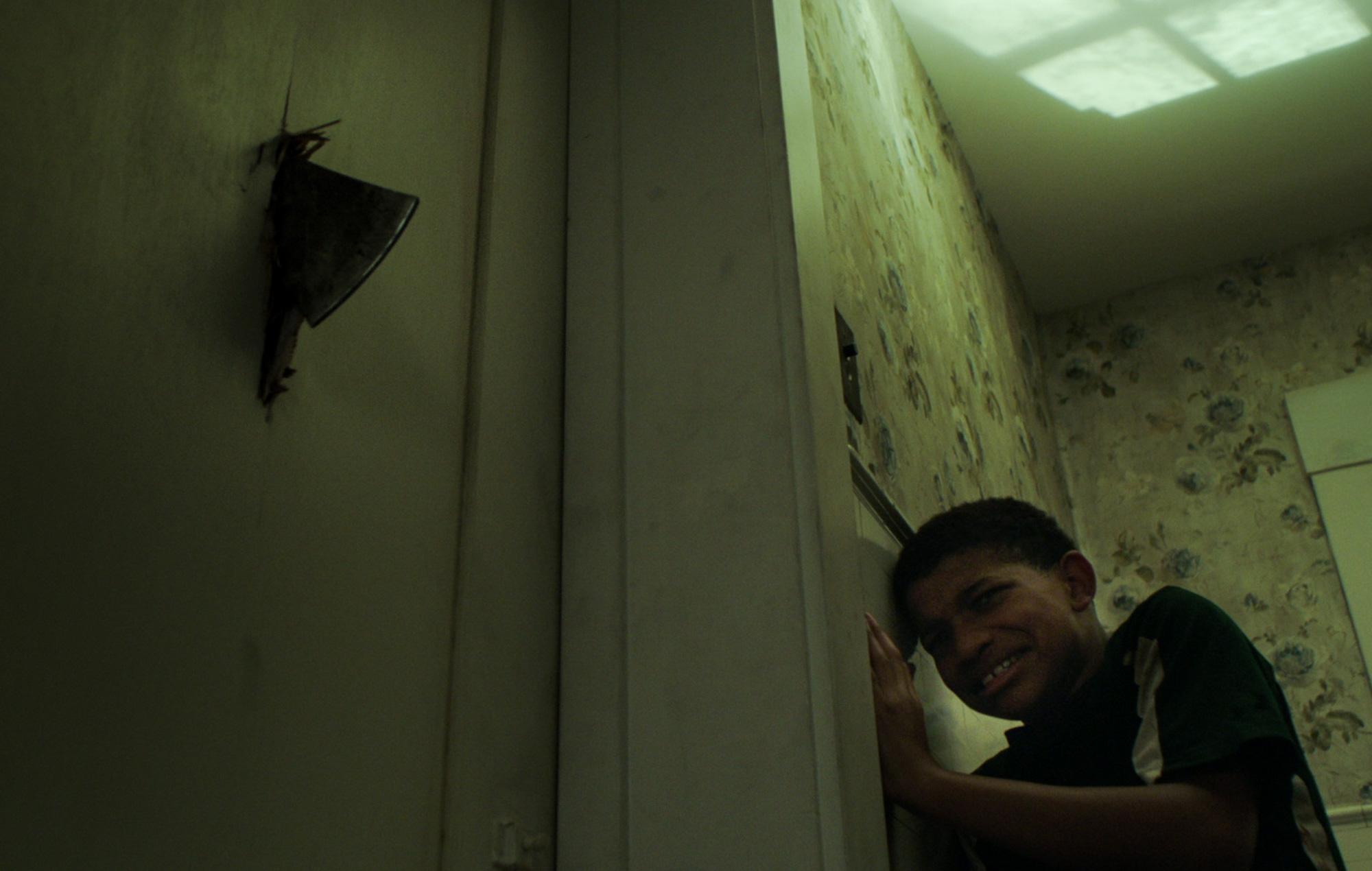 Lonnie Chavis The Boy Behind The Door