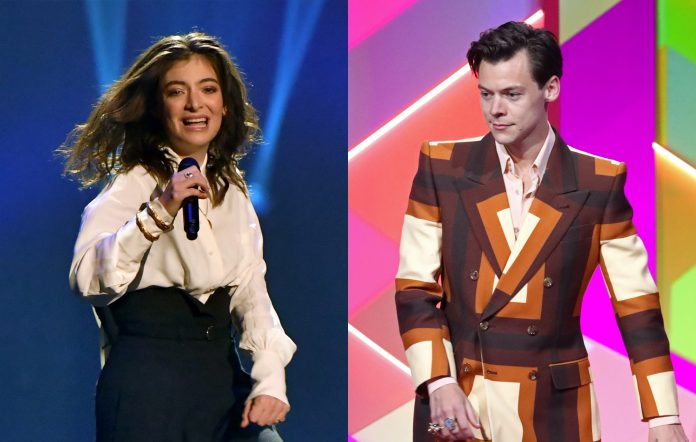 Lorde wants to collaborate with Harry Styles