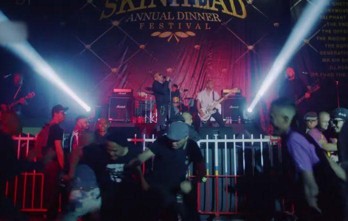 Malaysia skinhead documentary Dazed