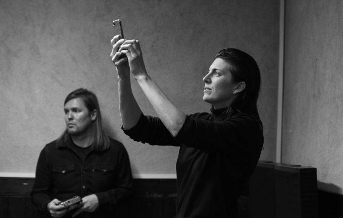 Band Of Skulls members return as Marsden & Richardson with debut single 'Outsider'. Credit: Press
