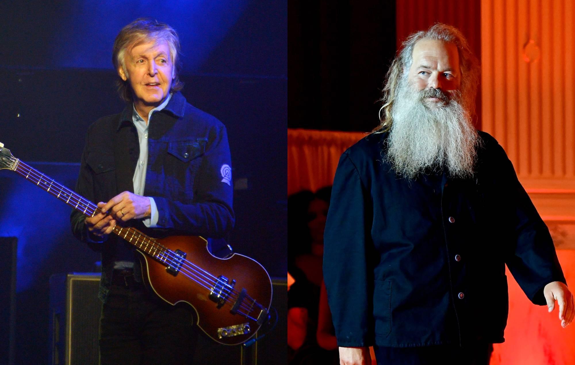 Paul McCartney / Rick Rubin