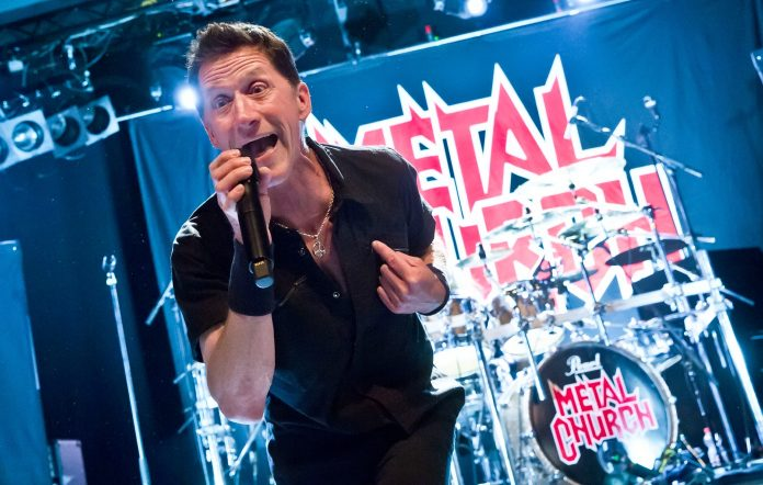 mike howe metal church