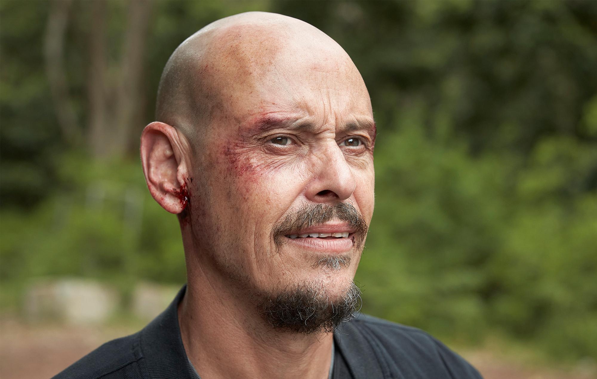 Mr Inbetween Sydney hitman series Foxtel Binge Nash Edgerton Scott Ryan final season 3