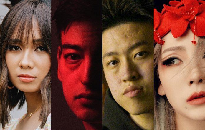 NIKI, CL, Rich Brian, Joji, Head in the Clouds 2021 Festival