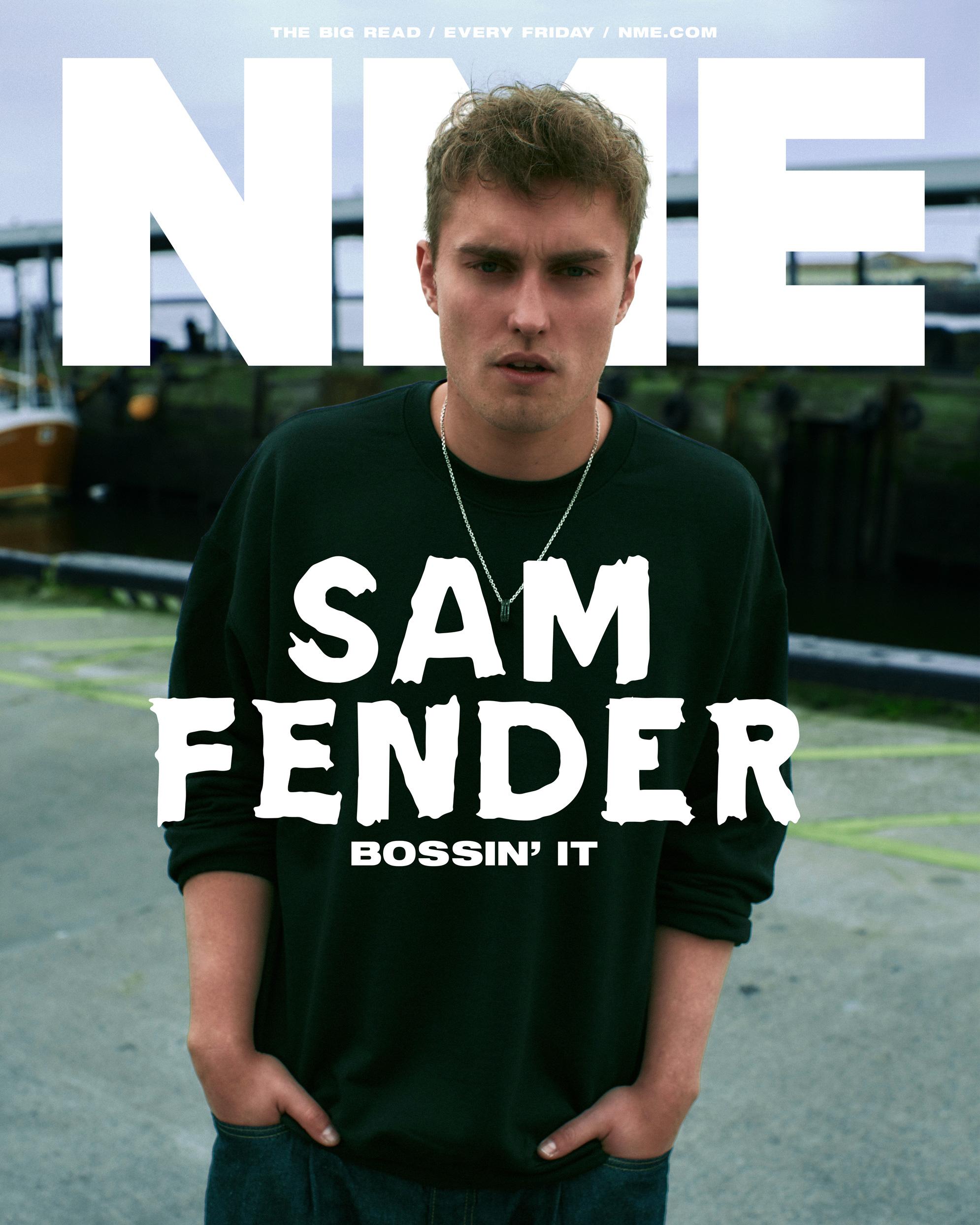 NME Cover 2021 Sam Fender