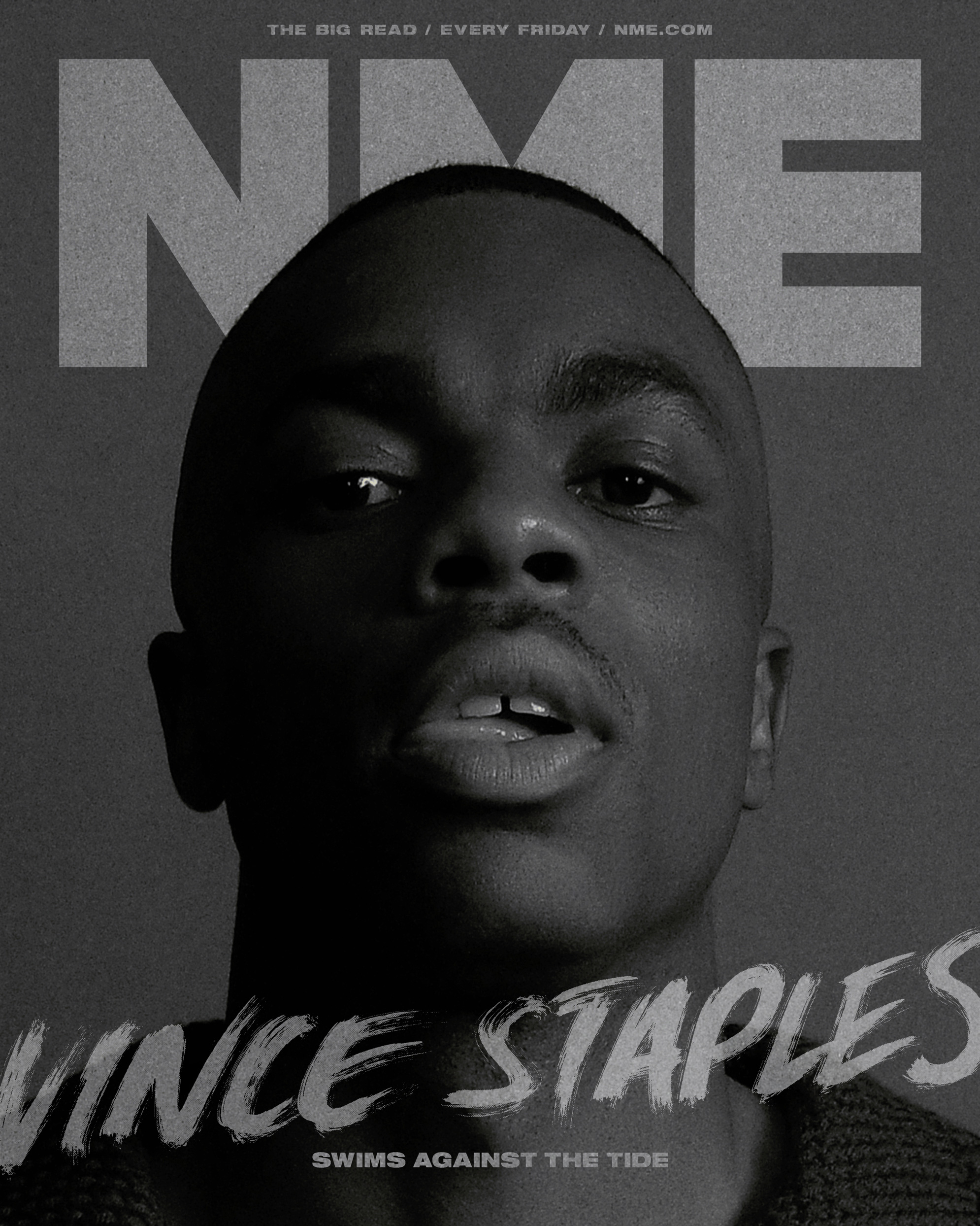 NME Cover 2021 Vince Staples
