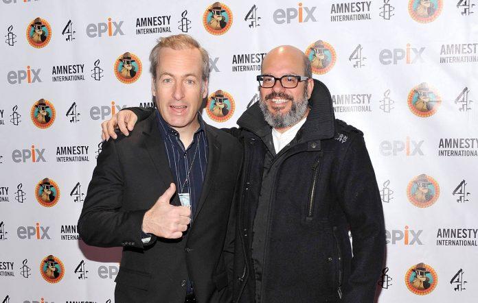 Bob Odenkirk and David Cross