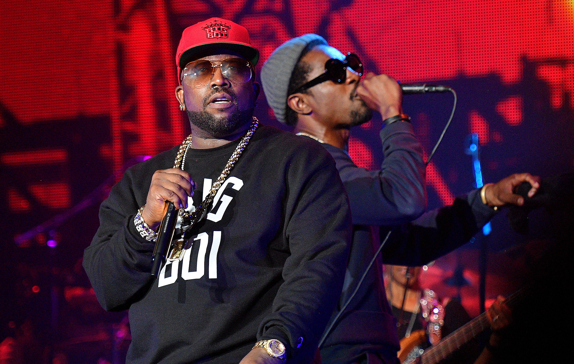 Outkast announce 25th anniversary edition of 'ATLiens'