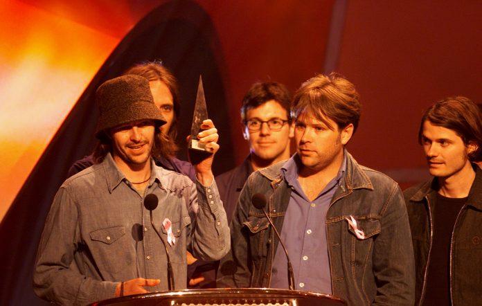 Powderfinger 2001 ARIA Awards