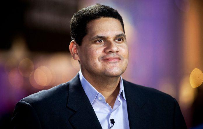 Reggie Fils-Aime, former president of Nintendo. Image credit: Getty Images