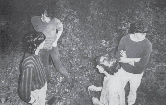 R.E.M. are celebrating their 40th anniversary by sharing the original 1981 Hib-Tone mix of 'Radio Free Europe'. Credit: Press