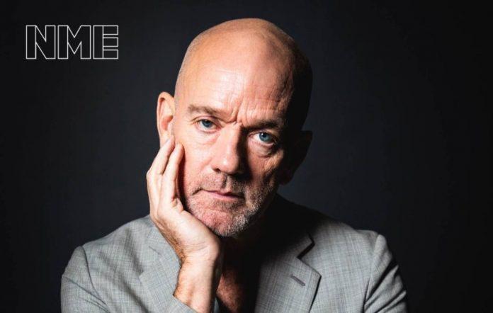 R.E.M.'s Michael Stipe