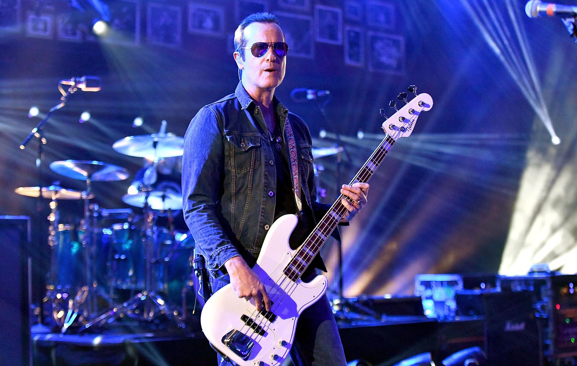 Stone Temple Pilots bassist Robert DeLeo