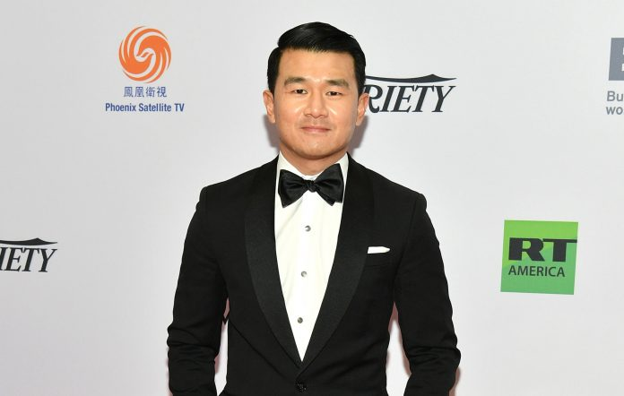 Ronny Chieng martial arts comedy project Sony