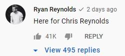 ryan reynolds stray kids drive
