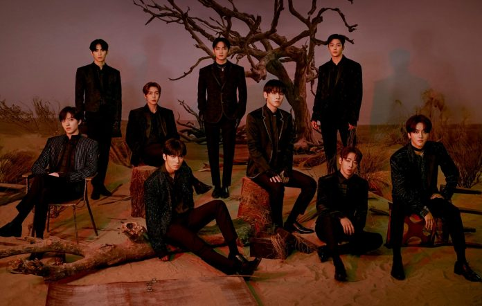 sf9 tear drop turn over review