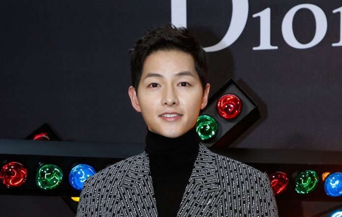 Song Joong-ki bogota