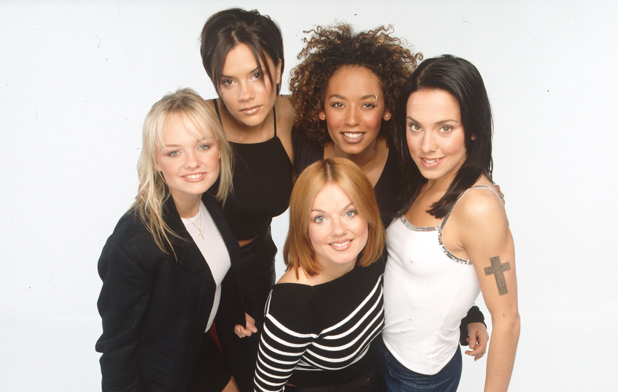 Listen to the previously-unreleased Spice Girls song, 'Feed Your Love'
