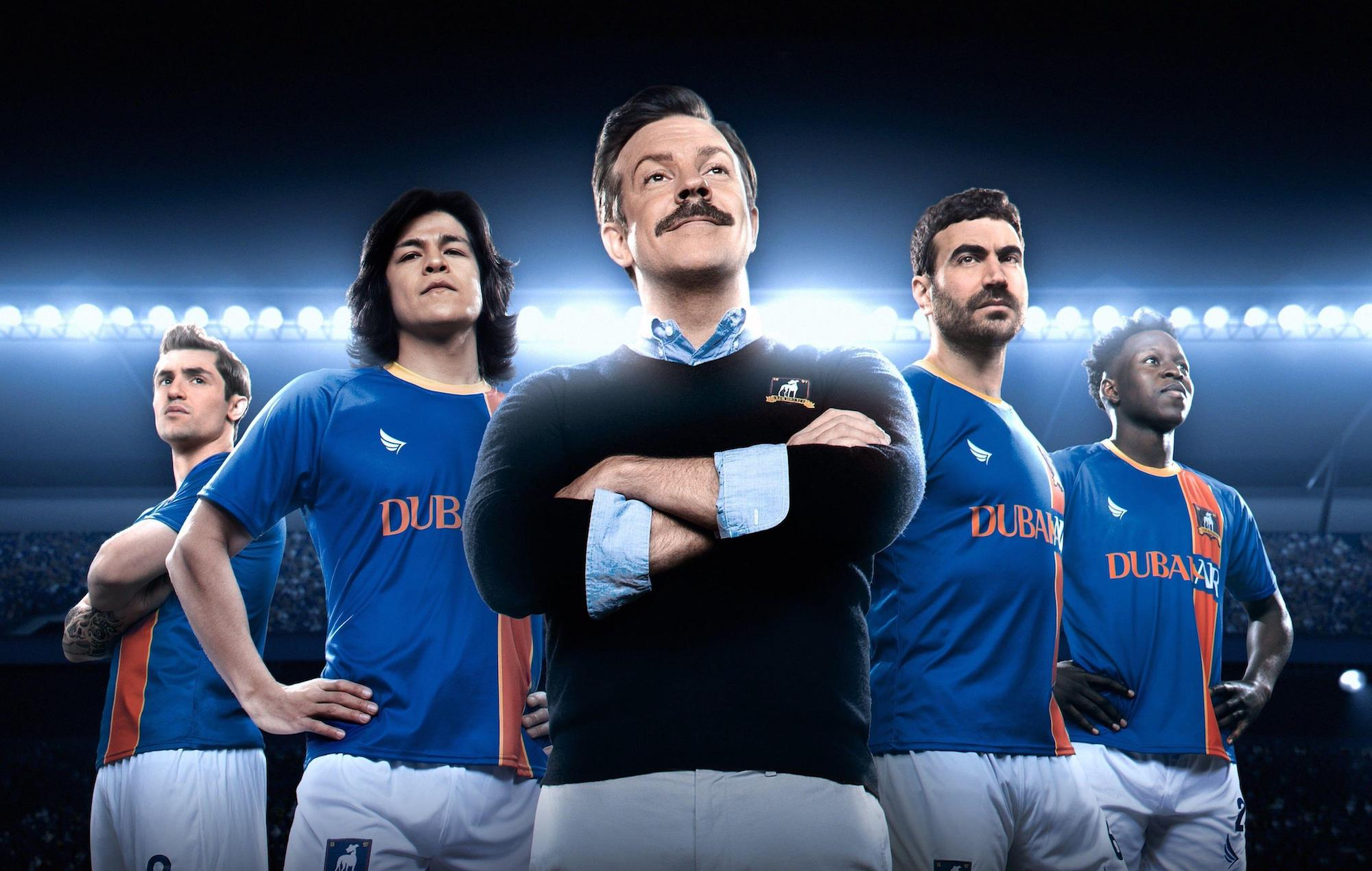 How Ted Lasso reinvented the sports sitcom
