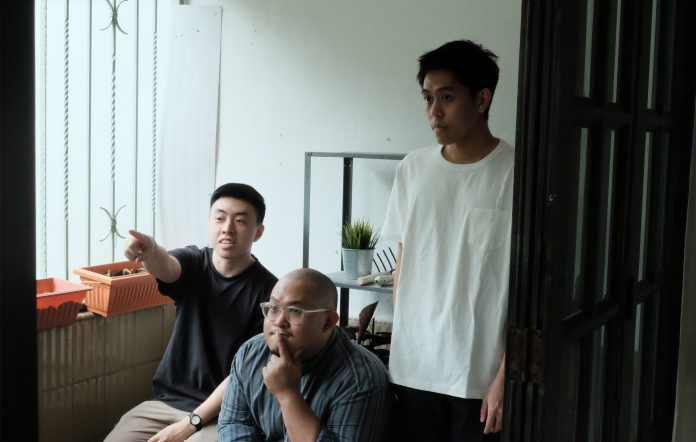 Singapore emo Terrible People album Home In a Way album review