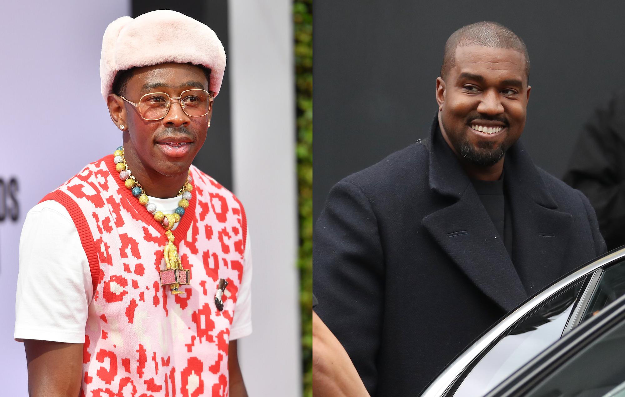Tyler The Creator Kanye West