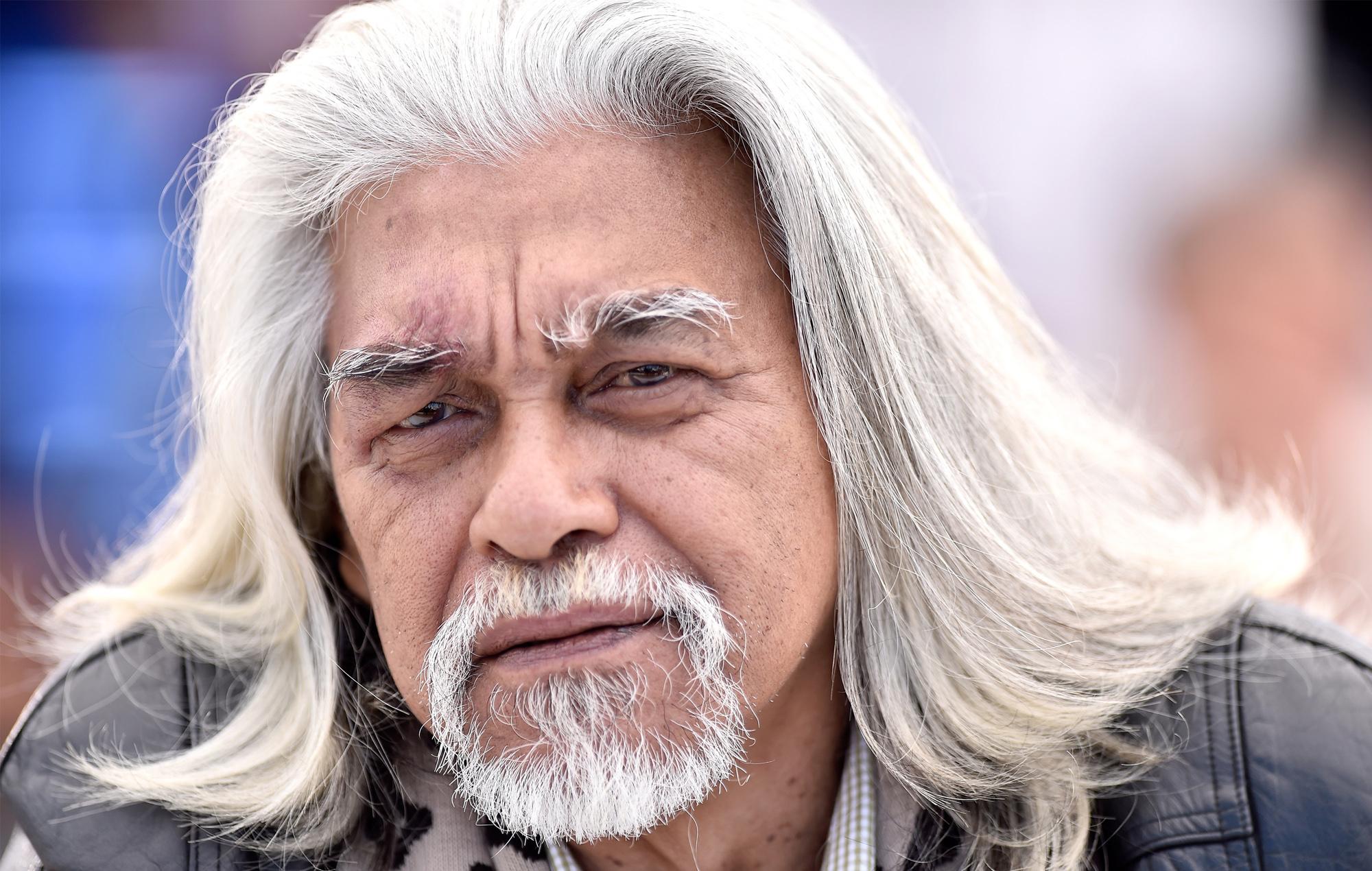 Wan Hanafi Su Malaysian actor movie Sitora lost P Ramlee horror film