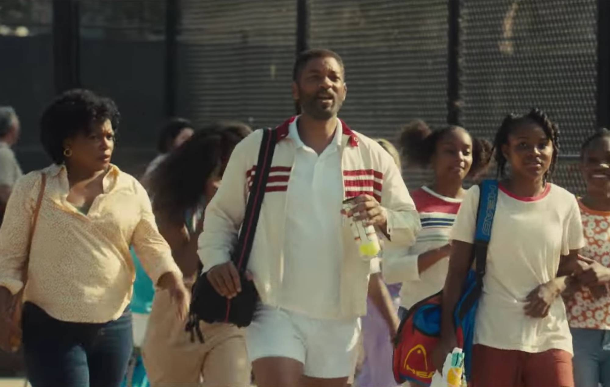 Watch Will Smith as Venus and Serena Williams' dad in 'King Richard' trailer