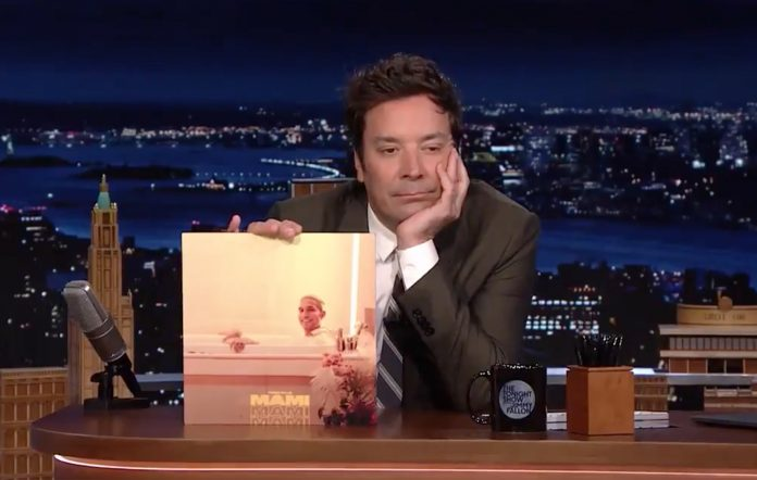 Yung Raja 'Mami' Jimmy Fallon 'The Tonight Show'