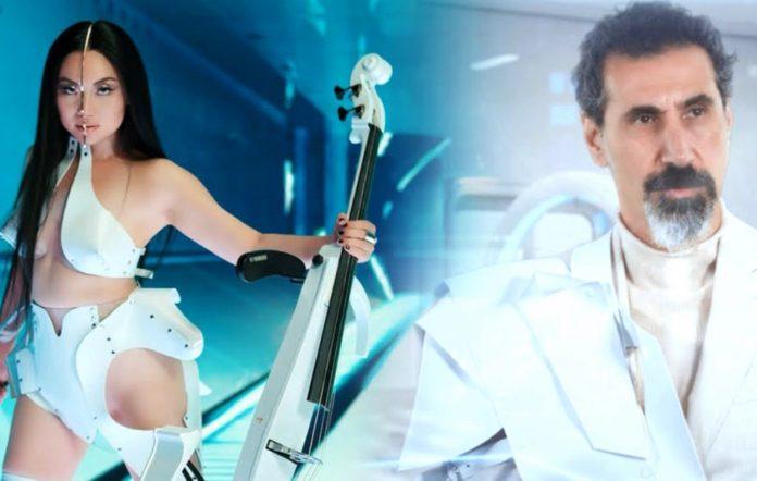 Tina Guo, Serj Tankian