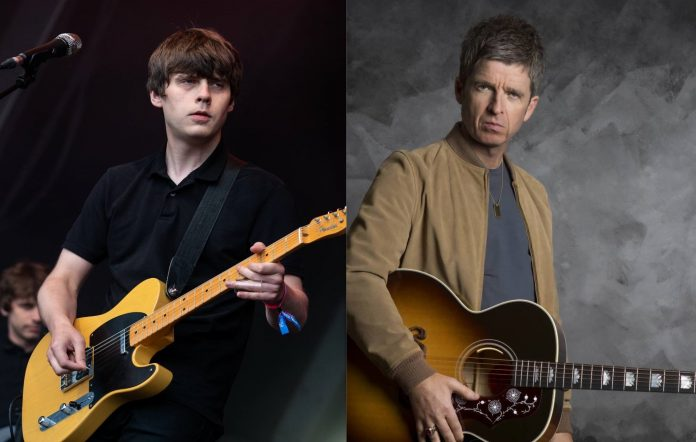 Jake Bugg and Noel Gallagher