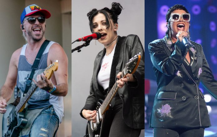 All Time Low, Pale Waves and Demi Lovato
