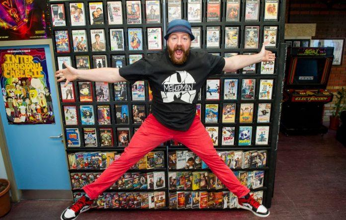 Andy Johnson VHS VideOdyssey