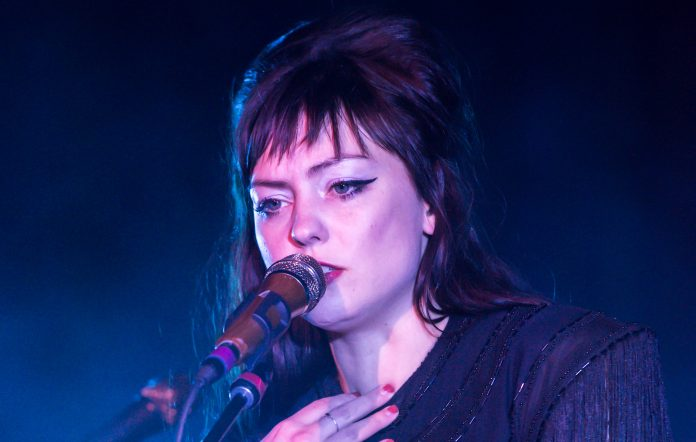 Angel Olsen covers Billy Idol Eyes Without A Face