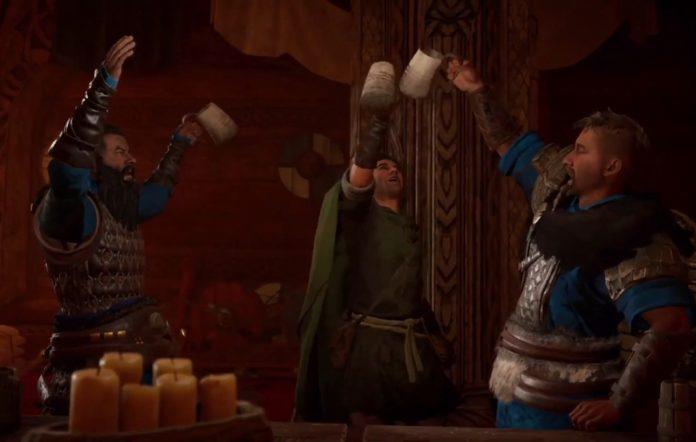 assassin's creed valhalla toast