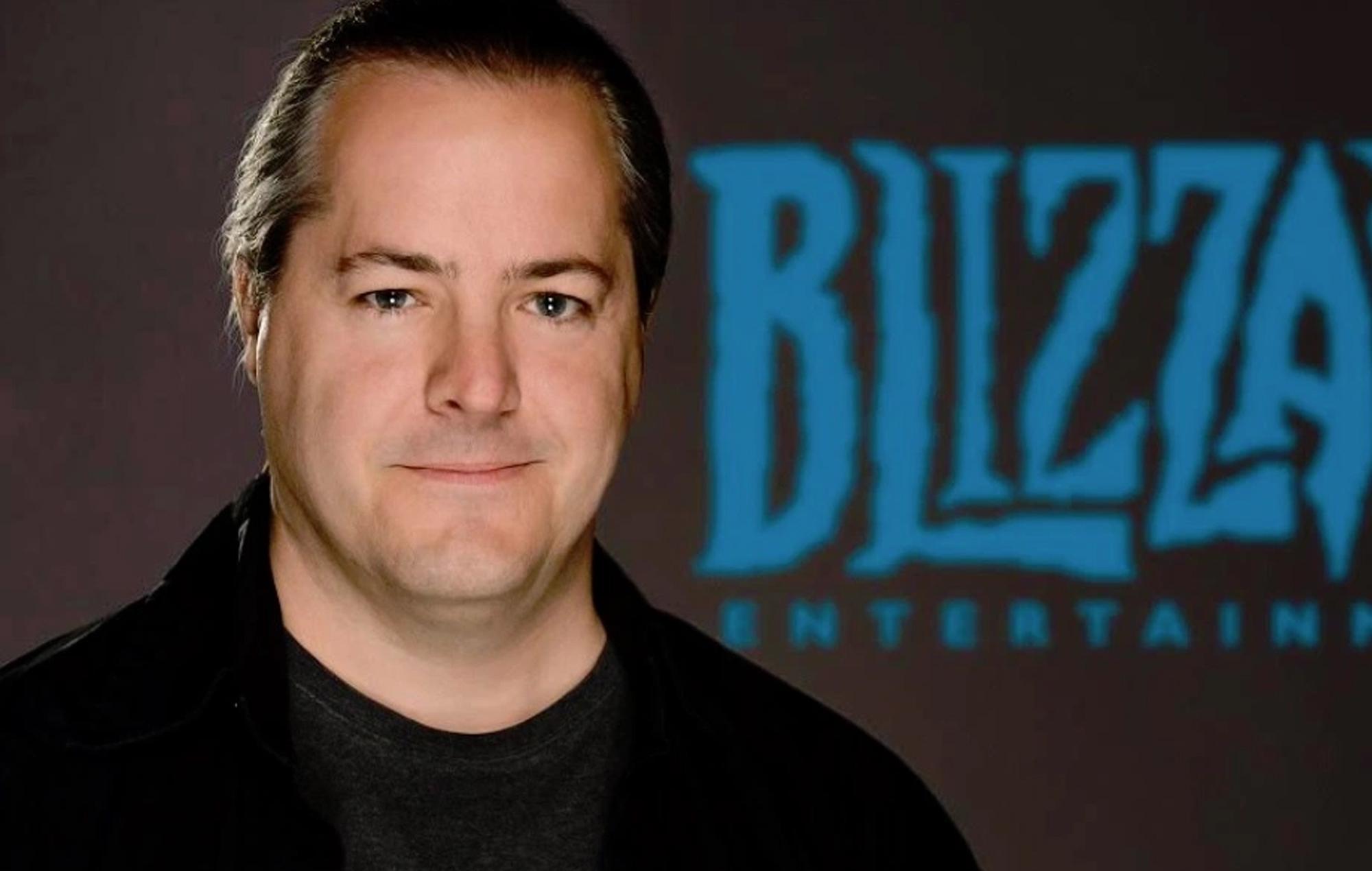 Blizzard Entertainment President J. Allen Brack