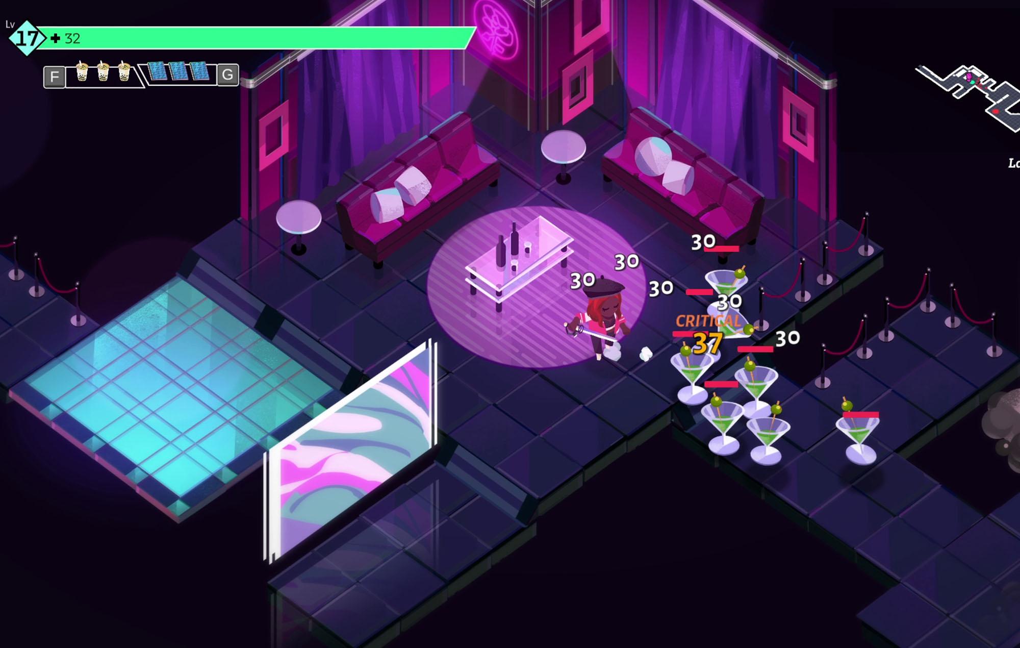 Boyfriend Dungeon. Credit: Kitfox Games.