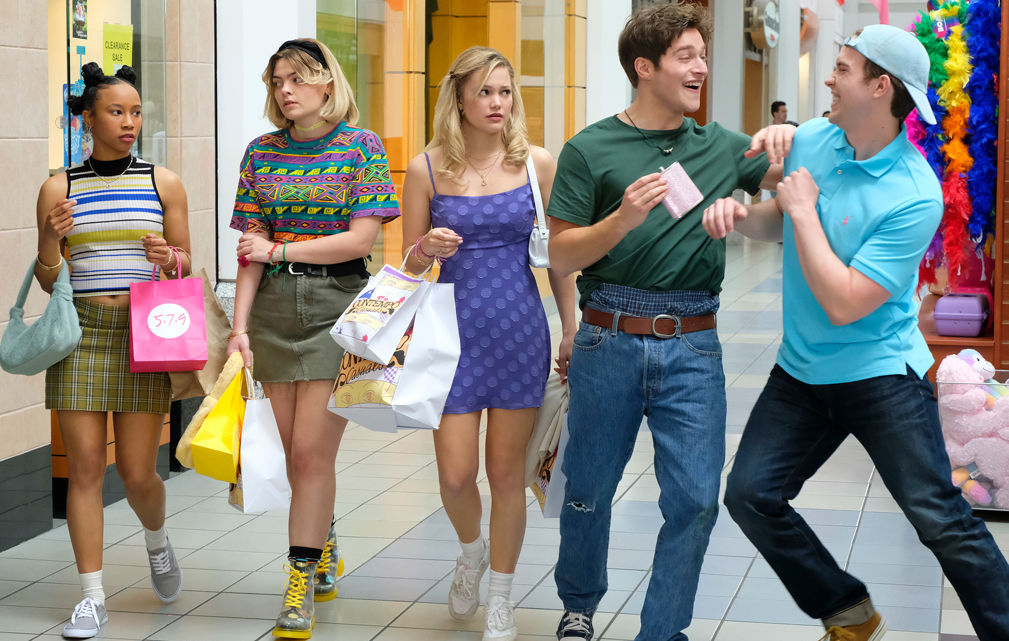 Cruel Summer' is a gripping teen mystery set in '90s smalltown suburbia
