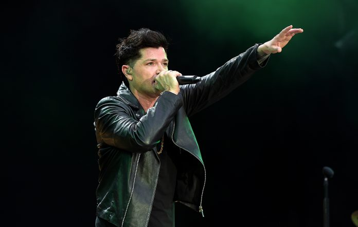 Danny O'Donoghue of The Script. Credit: Pier Marco Tacca/Redferns