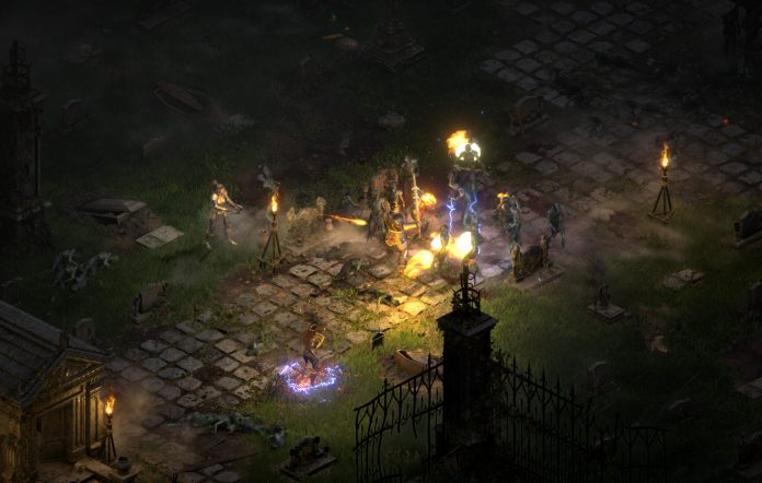 Diablo 2: Resurrected. Credit: Blizzard